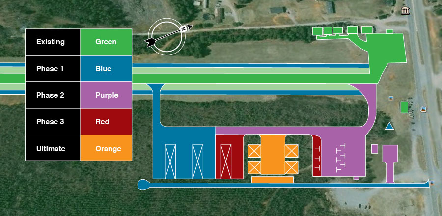 Lake Country Airport Plan